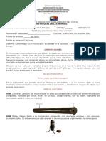 BREVE HISTORIA DEL MICROSCOPIO-JUNIO