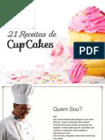 21 receitas de cupcakes-Lucas Piubeli