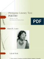 Wife by Marra PL. Lanot, Brave Woman by Grace R. Monte de Ramos