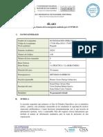 Sílabo Investigación Operativa I_2020-i