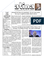 Datina - 14.07.2020 - prima pagină