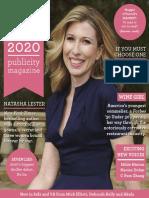 Hachette Australia's April 2020 Publicity Magazine