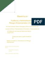 EL ROL DEL CONTADOR PUBLICO CPA Y LAS UAF