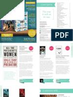 Hachette Australia's February 2020 Publicity Magazine