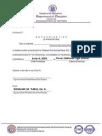 authorization letter ECA.docx