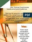 Kisah Pensil