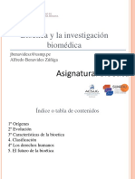 S 9. PPT BIOETICA Y LA INVESTIGACION 29 SEPTIEMBRE 2017.pdf