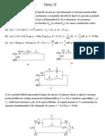 TemaSeminar12 Bazele electrotehnicii
