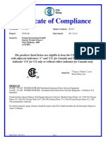 SE_CER_Certificate_of_Compliance_CSA-US_Fronius_Primo_3.8-1_-_8.2-1_EN_US