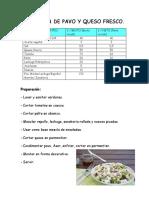 Menú (SODEXO) hipocaloricos 03