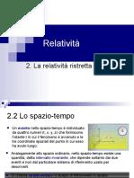 02 relativita' ristretta