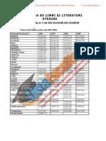 ListaFacultati.ro Subiecte Admitere Universitatea Bucuresti Limbi Straine 2008