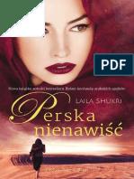 Laila Shukri - Perska miłość #4-Perska nienawiść