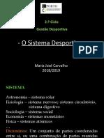 Sistema Desportivo_ 2.ºCGD_2018.19