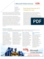 Online Services Datasheet BPOS LCS