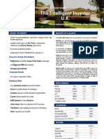 Intelligent Investor UK edition January 14 2011