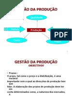 Parte 2 - Planeamento e Gestão da Produção