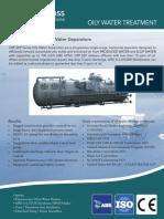 OIL-WATER SEPERATOR