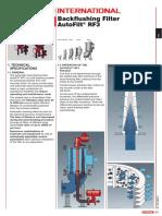autofilt_rf3.pdf Technical Specifications