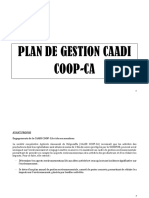 CAADI- PLAN DE GESTION DES PLANTATIONS A MOINS DE 2KM