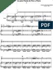 Sonatina para Flauta de Pico y Piano (1996)