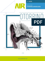 17. Manual de Otorrinolaringología