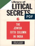 1977 - The Jewish Fifth Column In India - Itsvan Bakony.pdf