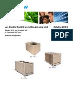CAT_223-3_AC_SS_Condensing_Units RCS