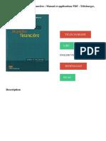 Fondements de gestion financière _ Manuel et applications PDF - Télécharger, Lire TÉLÉCHARGER LIRE ENGLISH VERSION DOWNLOAD READ..pdf
