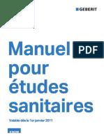 Manuel Etude Sanitaire Complet