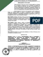 Resolución 170 de 2018 MINCEX NUEVA