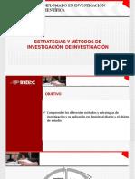 UNIDAD 10 Estrategias y métodos de investigacion