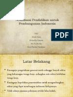 Sosialisasi Pendidikan untuk Pembangunan Indonesia.pptx