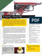 Fita VCI Zerust - informações e consumo