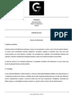 Roteiro de aula - aula 06 - Normas Constitucionais