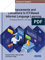 (Advances in Linguistics and Communication Studies (ALCS) Book Series) Rashad Ahmed, Abdu Al-kadi,  Trenton Hagar - Enhancements and Limitations to ICT Based Informal Language Learning_ Emerging Resea