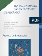 Herramientas manuales en el taller de mecanica.pptx