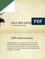 SELF RECOGNITION philo.1.pptx
