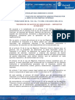 10. Reversion de Gastos NO Deducibles - Circular S.R.I..pdf