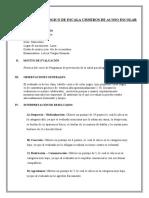 INFORME PSICOLÓGICO DE ESCALA CISNEROS - Leticia Vargas Huamán