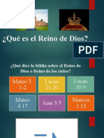REINO DE DIOS - ANA OTERO