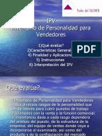 IPV INVENTARIO DE PERSONALIDAD PARA VENDEDORES versión actualizada