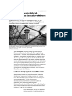 Sexualstraftäter Werden Im Gefängnis Zu Opfern Von Übergriffen - STERN.de