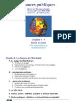 FINANCES PUBLIQUES BRUXELLES