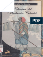 Estampas Del Montevideo Colonial