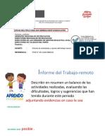 INFORME DEL TRABAJO REMOTO (1)