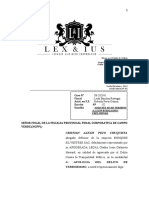 SOLICITO SE DE TERMINO DILIGENCIAS PRELIMINARES