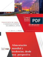 Alimentos e industria 4.0 SSA Mexico