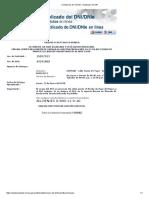 Constancia de Trámite - Duplicado de DNI2