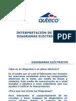 INTERPRETACION DE LOS DIAGRAMAS ELECTRICOS